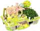 Набор для выращивания растений Darvish 3D Веселый дом друзей / DV-T-2182-11 (47эл) -