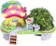 Набор для выращивания растений Darvish 3D Грибной домик / DV-T-2182-1 (22эл) -