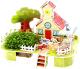 Набор для выращивания растений Darvish 3D Дружное подворье / DV-T-2182-8 (33эл) -