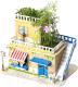 Набор для выращивания растений Darvish 3D Милый дом / DV-T-2178-5 (20эл) -