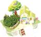 Набор для выращивания растений Darvish 3D Хуторок веселых братцев / DV-T-2182-10 (31эл) -