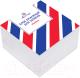 Блок для записей Attomex 2012905 (белый) -