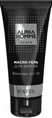 Масло для бритья Estel Alpha Homme (100мл)