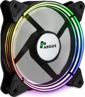 Кулер для корпуса Inter-Tech Argus Valo 1201 LED RGB 120mm -