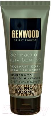 Гель для бритья Estel Alpha Homme Genwood (100мл)