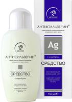Тоник для волос Две Линии Антисильверин для восстановления цвета волос с серебром (150мл) -