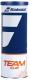 Набор теннисных мячей Babolat Team Clay / 501082 (3шт) -