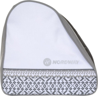 Спортивная сумка Nordway A20ENDHA044-WA / ENDHA044WA (белый/серый) -