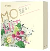 Набор косметики для тела и волос Estel Mohito Hit Личи-фейхоа (5шт) -