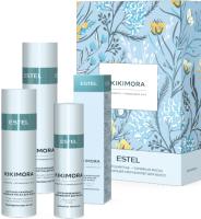 Набор косметики для волос Estel Kikimora шампунь 250мл+маска 200мл+разглаж. филлер 100мл -