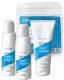 Набор косметики для тела и волос Estel Curex Active шампунь 100мл+бальзам 100мл+гель д/душа 100мл -