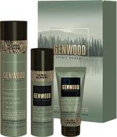 Набор косметики для тела и волос Estel Genwood Shave шампунь 250мл+гель д/бритья 100мл+лосьон п/б 100мл -