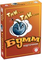 Настольная игра Piatnik Тик Так Бумм. Карточная версия / 785191 -