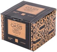 Уголь для кальяна OASIS Premium Coal Кокосовый / AHR01120 (18шт) -