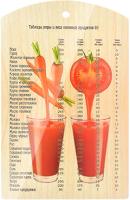 Разделочная доска Marmiton Овощной коктейль 17038 -