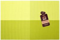 Сервировочная салфетка Marmiton Геометрия 16160 (лайм) -