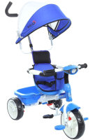 Детский велосипед с ручкой Micio Uno Plus EVA 10