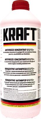 Антифриз KRAFT G12/G12+ концентрат / KF103