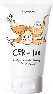 Маска для волос Elizavecca Collagen Ceramide Coating Protein (100мл)