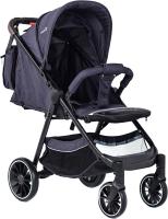 Детская прогулочная коляска Bubago Model Q (Purple) -