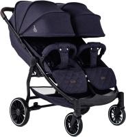 Детская прогулочная коляска Bubago Model Q Duo (Purple) -