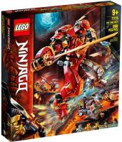 Конструктор Lego Каменный робот огня 71720 -