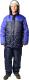 Комплект рабочей одежды ТД Артекс Балтика утепленный (р-р 60-62/170-176, синий/василек) -