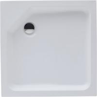 Душевой поддон Aquanet Blur BD-15 80x80 / 207573 (с экраном) -