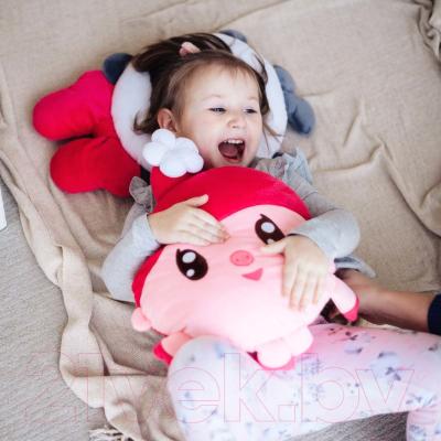 Подушка-игрушка Мякиши Малышарики. Нюшенька / 579