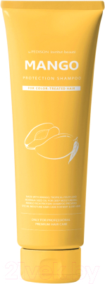 Шампунь для волос Evas Pedison Institute-Beaut Mango Rich Protection Hair Shampoo (100мл)