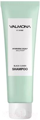 Шампунь для волос Evas Valmona Ayurvedic Scalp Solution Black Cumin Shampoo (100мл)
