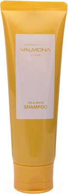 Шампунь для волос Evas Valmona Nourishing Solution Yolk-Mayo Shampoo питание (100мл)