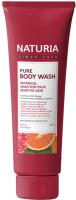 Гель для душа Evas Naturia Pure Body Wash Cranberry & Orange (100мл) -