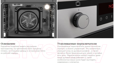 Плита электрическая Hansa FCCW58245