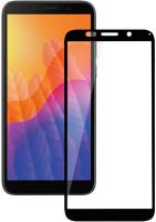 Защитное стекло для телефона Volare Rosso Fullscreen Full Glue для Y5p (черный) -