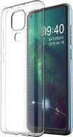 Чехол-накладка Volare Rosso Clear для Redmi Note 9 (прозрачный) -