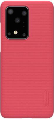 Чехол-накладка Nillkin Super Frosted Shield для Galaxy S20 Ultra накладка nillkin frosted shield для blackberry passport red