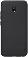Чехол-накладка Nillkin Super Frosted Shield для Redmi 8А (черный) -