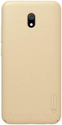 Чехол-накладка Nillkin Super Frosted Shield для Redmi 8А накладка nillkin frosted shield для blackberry passport red