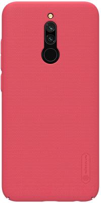 Чехол-накладка Nillkin Super Frosted Shield для Redmi 8 накладка nillkin frosted shield для blackberry passport red