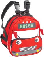 Рюкзак-шлейка для собак Triol Mini Dogs Автобус / 11361036 (М) -