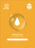 Набор масок для лица J:ON Molecula Volcanic Daily Essence Mask тканевые (10x23мл) -