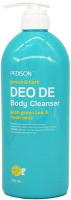 Гель для душа Evas Pedison Deo De Body Cleanser лимон и мята (750мл) -