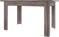 Обеденный стол Anrex Tiffany (орех элия темный) -
