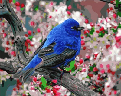 Картина по номерам Picasso Яркие краски весны (PC4050418)