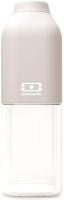 Бутылка для воды Monbento MB Positive / 1011 01 011 (светло-серый) -