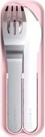 Набор столовых приборов для ланча Monbento MB Pocket / 1007 01 066 (Litchi) -