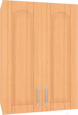 Шкаф навесной для кухни Кортекс-мебель Корнелия Ретро ВШ50