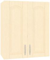 Шкаф навесной для кухни Кортекс-мебель Корнелия Ретро ВШ60 (венге светлый) -