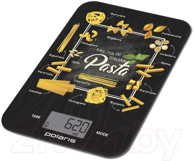 Кухонные весы Polaris PKS 1054DG